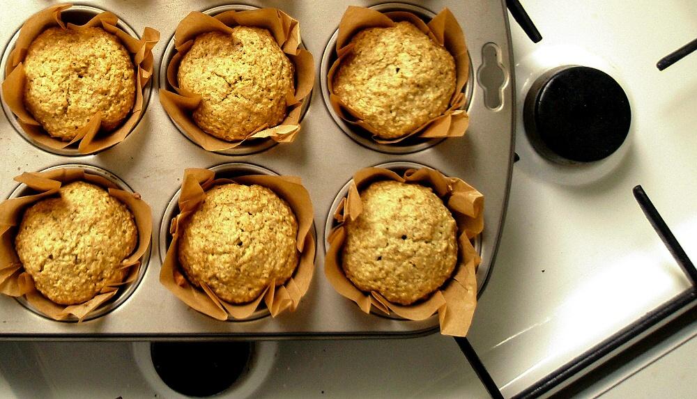 Minimalismus, minimalistická kuchařka, food blog, jednoduchý, zdravý, recept, jídlo, sladkost, sladké, muffin, celozrnná, kokos, kokosové mléko, bez mléka