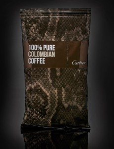 Cartier-káva x