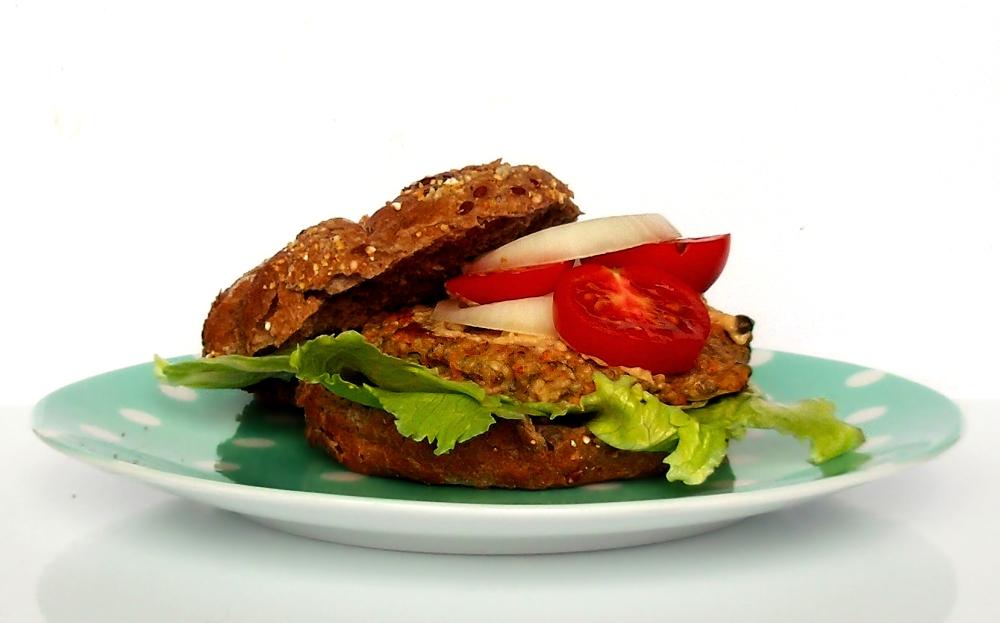 Zeleninový burger